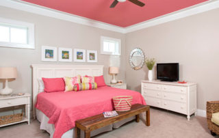 ceiling paint color