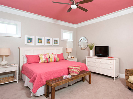 What is the Best Color for a Ceiling?