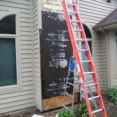 Carpentry Services Two Day Painting