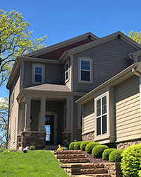 exterior paint, professional painters